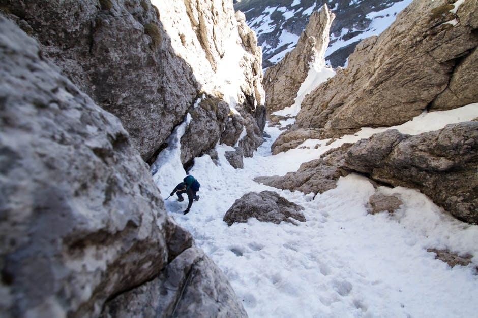 Escalada alpina