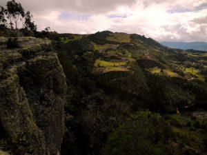 Donde escalar en Boyaca