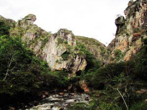 Escalada en roca Cali - minas