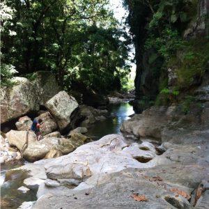 Parque de escalada en payande tolima