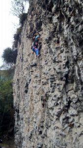 Donde escalar en roca Hombrecitos Nariño pasto