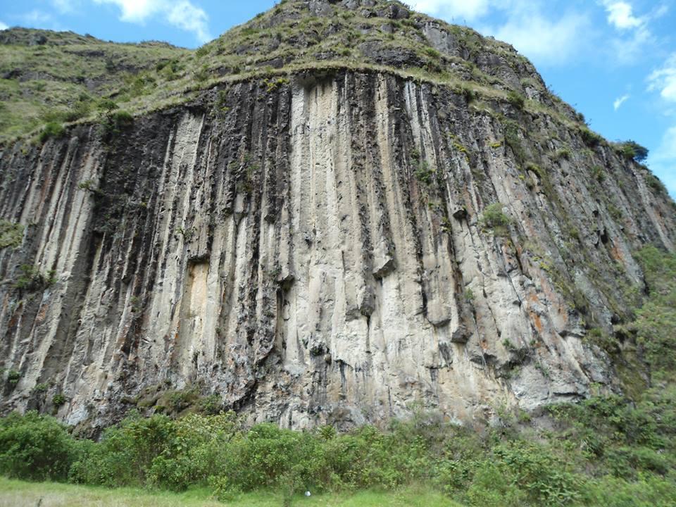 Escalada en roca parques en Nariño pasto