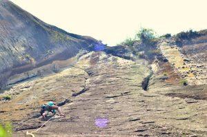 Escalada en roca guatape medellin antioquia