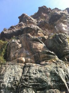 Donde escalar en roca bogota cundinamarca suesca