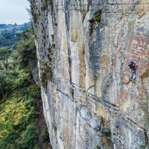 Donde escalar en roca bogota cundinamarca