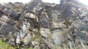 Escalada en roca Pasto nariño El mammuth