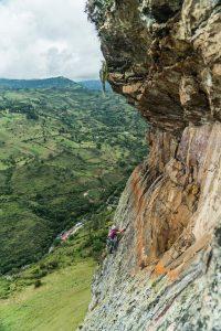 Parques donde escalar en Bogota