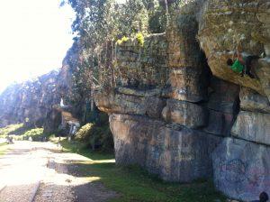 Donde escalar en Bogota