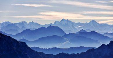 montañas para escalar