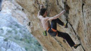 Adam ondra escalada deportiva