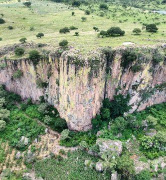 El cuajo escalada en guadalajara