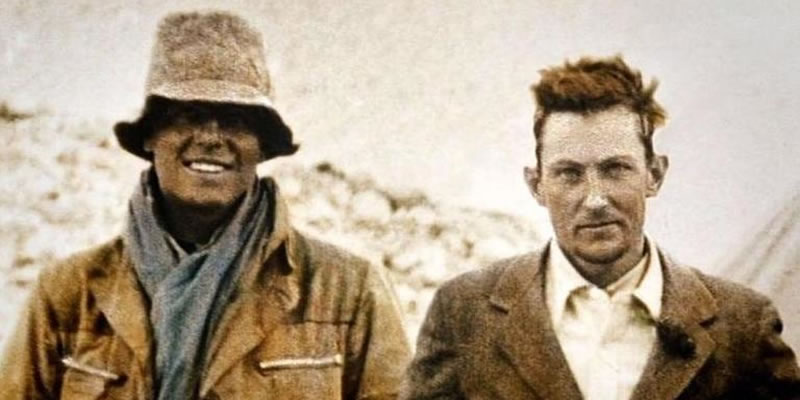 George-Mallory frases