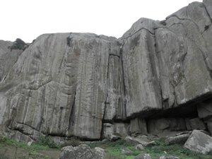 Lugares para escalar en peru, Lucumo